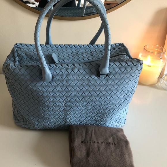 14805fc62e3 Bottega Veneta Bags   A New Baby Blue Handbag   Poshmark